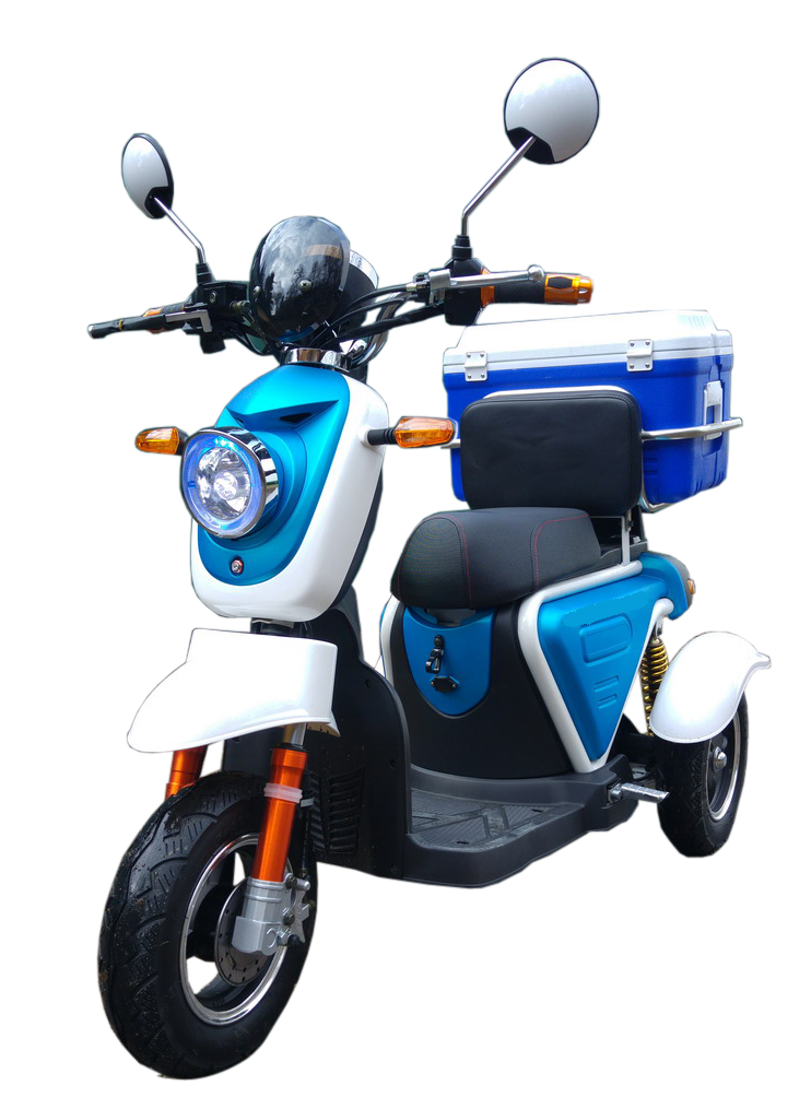 ElektroScooter Ameise 500W bis 25km/h