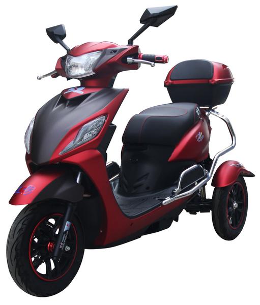ElektroScooter Heuschrecken - 500W bis 25km/h